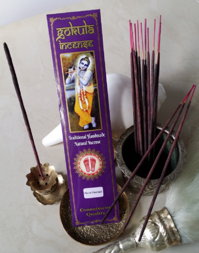 Floral Champa Incense Sticks - 20 grams